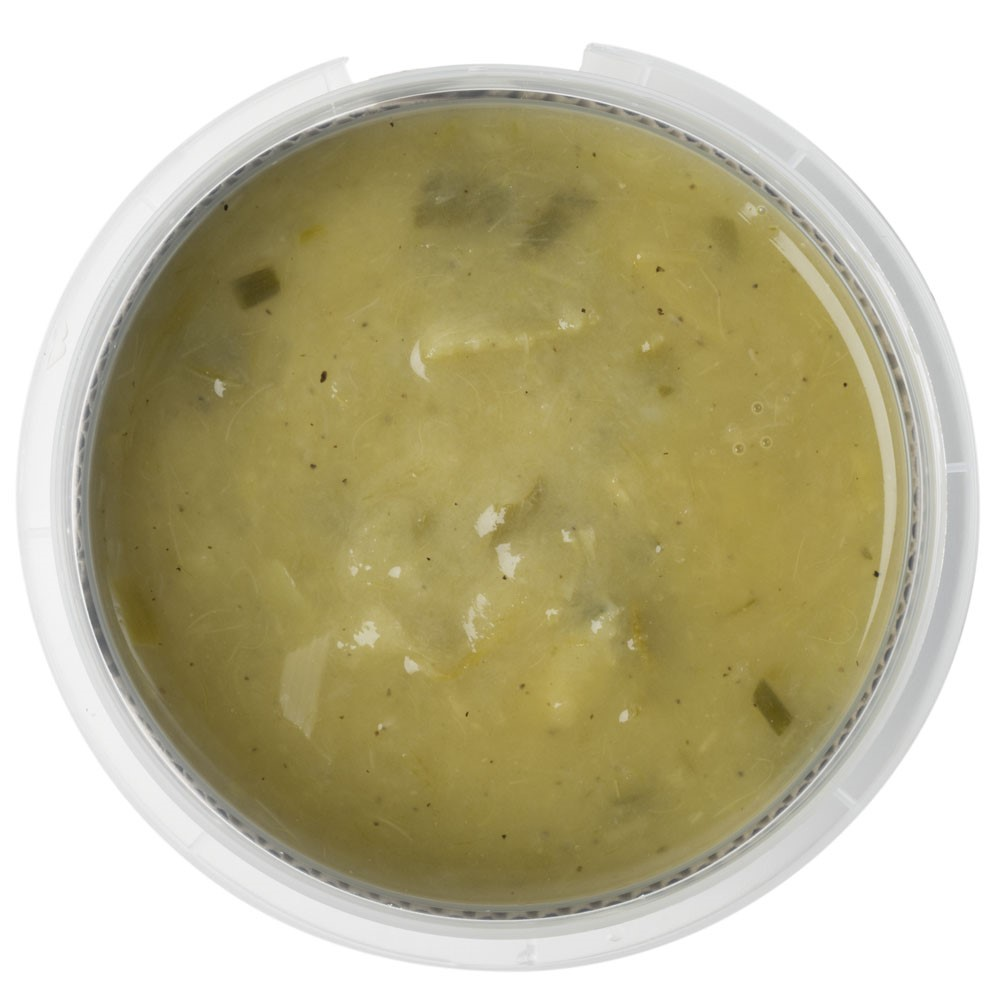 Real Soup Leek & Potato Single Serve