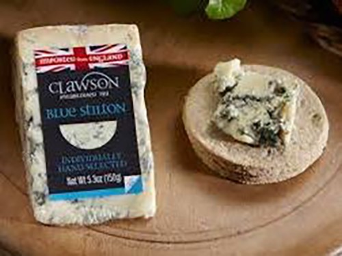 Long Clawson Blue Stilton Portions