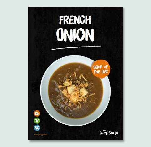 A4 French Onion