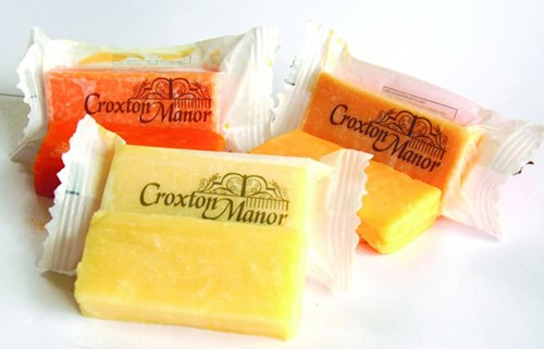 Croxton Cheese Portion Selection 20g