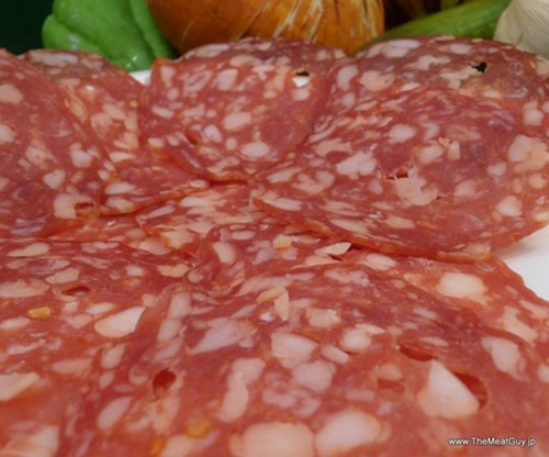 Napoli Salami Sliced